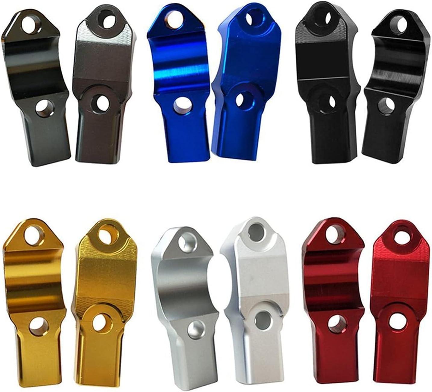 KKKKKK 1PC Universal Aluminum excellence Alloy Mirror Rearview E Ranking TOP7 Motorcycle
