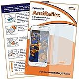 mumbi Schutzfolie kompatibel mit Samsung Galaxy S5 Mini Folie matt, Bildschirmschutzfolie (2X)