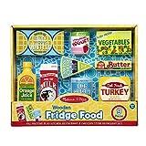 Melissa & Doug - 14076 - Aliments En Bois Pour Réfrigérateur