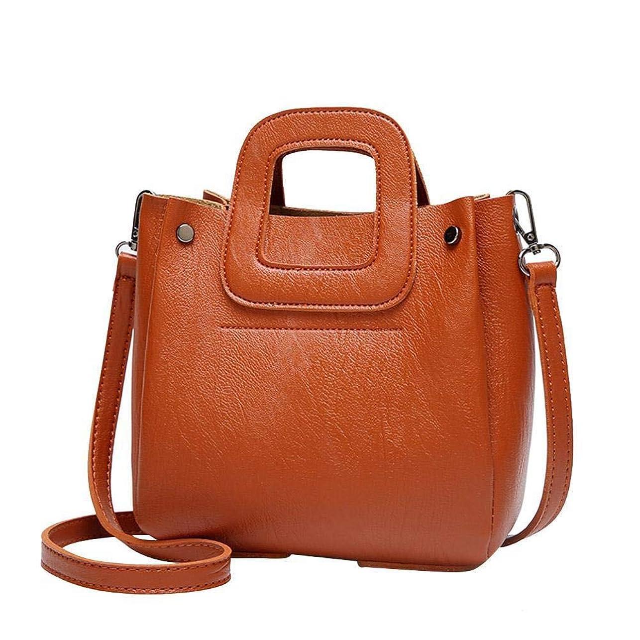 探偵ワゴン結婚式ファッション > レディース > バッグ?財布 > バッグ > ショルダーバッグ/Women Solid Handbag Crossbody Bag Leather Shoulder Satchel Messenger Bags Clutch