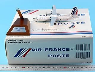 Air France Fokker F-27 Reg:F-BPUF JC Wings 1:200 Diecast Models XX2679