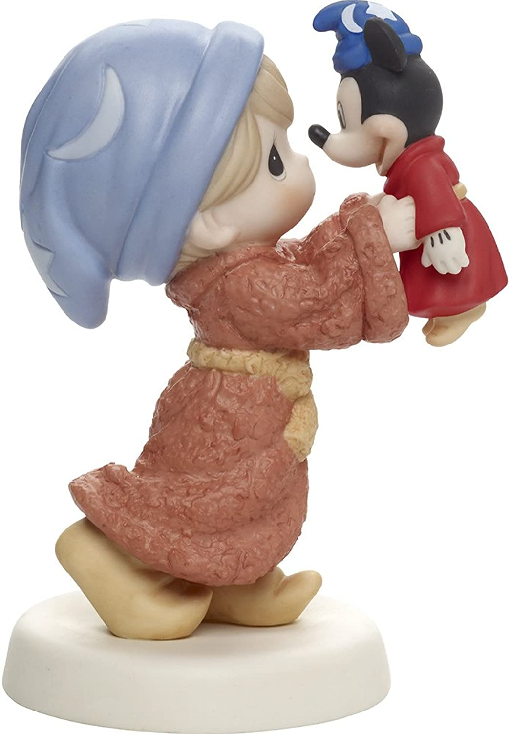Precious Moments, Disney Showcase Mickey Mouse Figurine, Everything With You Is Magical, Porcelain,  171091