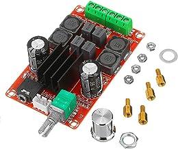 ILS - HiFi 2.0 TPA3116D2 2 x 50W Amplificador Audio Digital estéreo Dos Canales Amplificador Junta