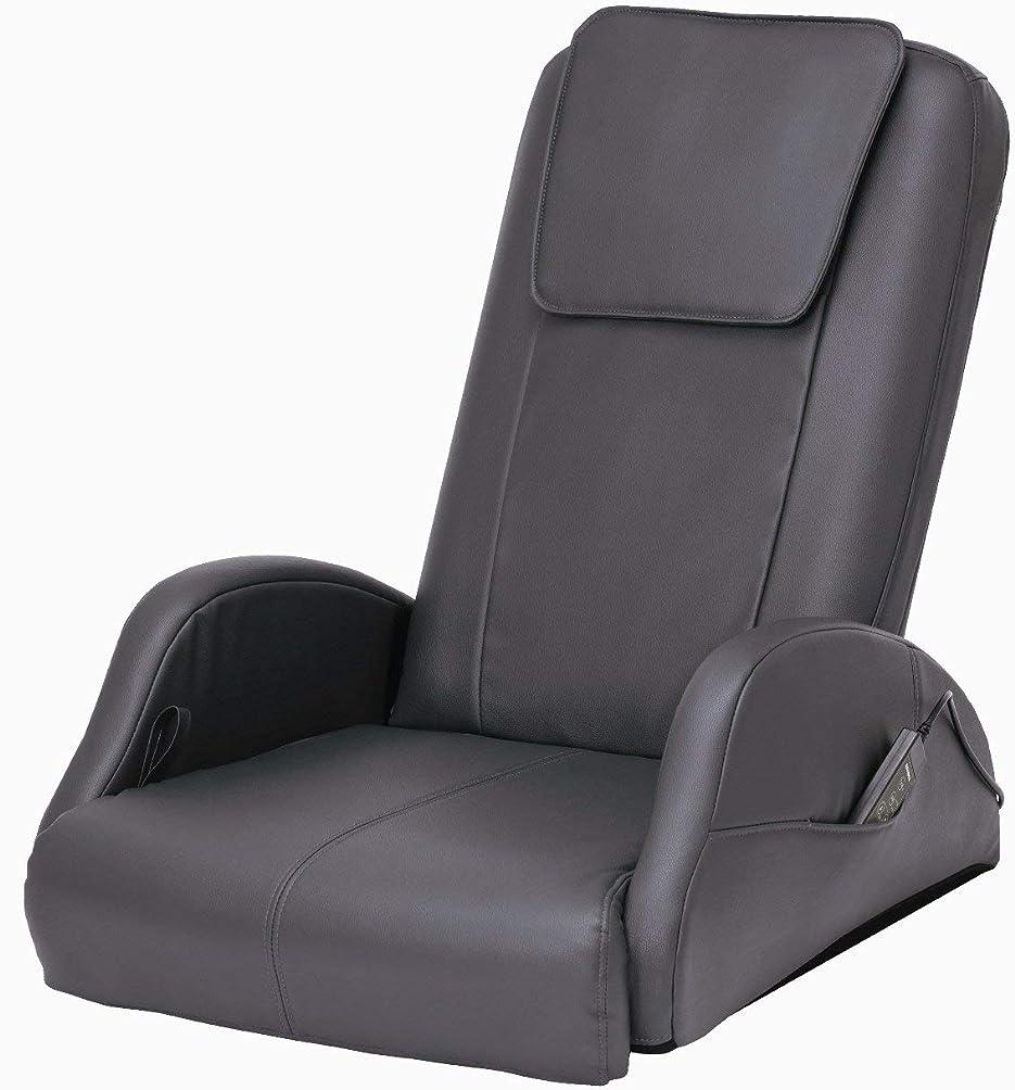 レビュアー戸惑う提供スライヴ マッサージチェア くつろぎ指定席 CHD-661 チャコールグレー