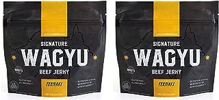 Greg Norman Signature Wagyu Beef Jerky Teriyaki, 2pk