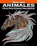 animales mandala: animales Libro para colorear para adultos: Animal Mandalas Para Colorear: Libro para colorear para adultos con patrones de animales ... y muchos más!)Libro de colorear antiestrés
