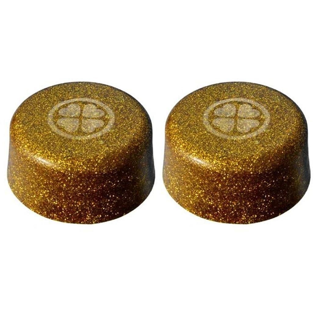 適応的指定呼びかけるオルゴナイト タワーバスター(TB) ゴールド 2個セット ボヘミアンオルゴナイト