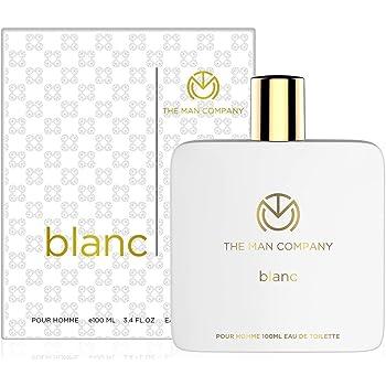 The Man Company Premium Eau De Toilette (Perfume) for Men - Blanc (100 ML)