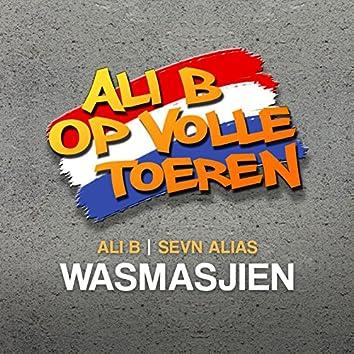 Wasmasjien (feat. Sevn Alias)