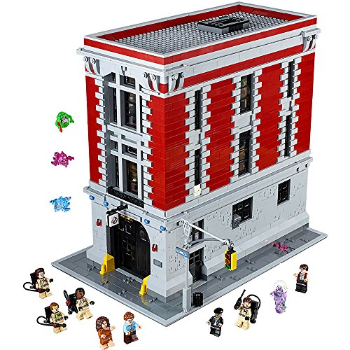 LEGO Ghostbusters 75827 Firehouse Headquarters Building Kit (4634 Piece) by LEGO Ghostbusters