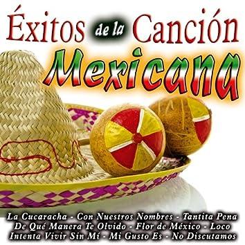 Éxitos de la Canción Mexicana