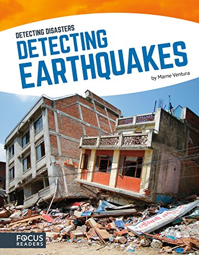 Detecting Earthquakes: Detecting Disasters (Set of 8)