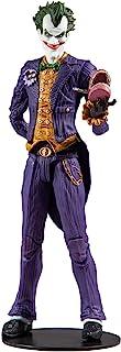 "McFarlane DC Gaming Arkham Asylum Joker Action Figure, 7"", 5 Pieces"
