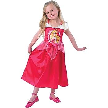 Rubies Disney - Disfraz de princesa para niña, talla 5-6 años (I ...