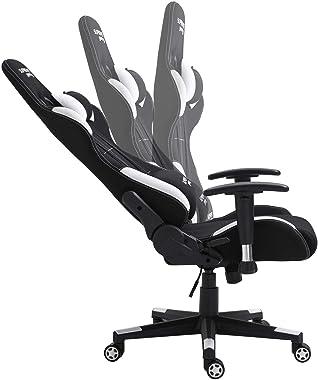 IDIMEX Chaise de Bureau Gaming Swift Racer Chair Style Racing Gamer, Fauteuil Ergonomique pivotant, siège à roulettes avec Do