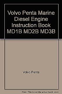 volvo penta md3b diesel