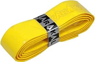 Karakal PU Super- Tennis/Badminton/Squash (by Kingsmen Line Seller) (Yellow)