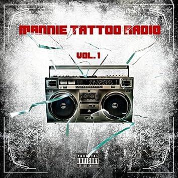 Mannie Tattoo Radio, Vol. 1