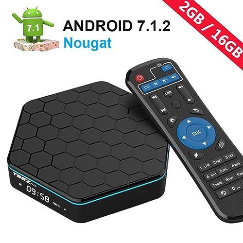 2017 Android TV Box: Amazon com