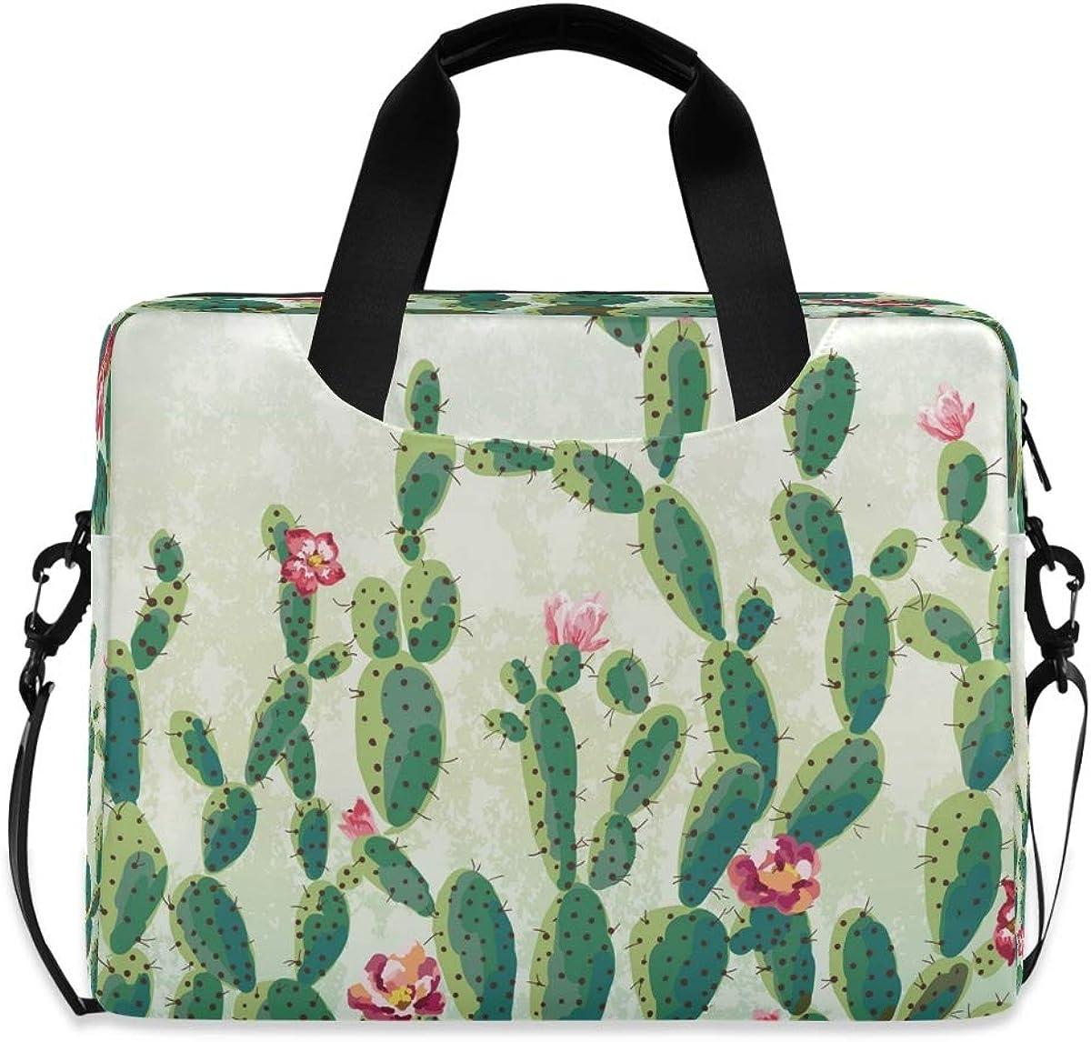 LELEGO Tropical Fees free Cactus Tree Flower Ba Laptop Shoulder Bag Seasonal Wrap Introduction