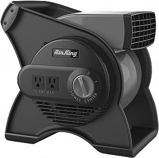 AIR King Horizontal, Vertical 3 Speed Portable Blower/Dryer, 310 CFM High, 120V Voltage