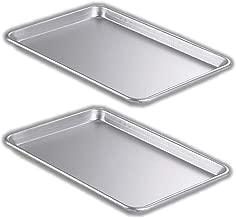 Bakeware Set – 2 Aluminum Sheet Pan – Half Size (13
