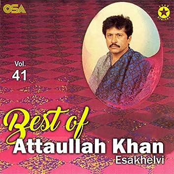 Best of Attaullah Khan, Vol. 41