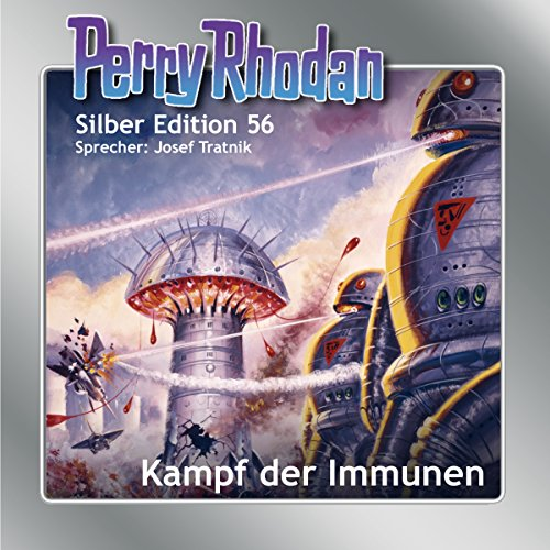 Kampf der Immunen audiobook cover art