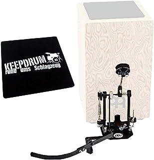 Meinl tmstcp Direct Drive cajón Pedal Soporte eléctrica Keepdrum sitzpad