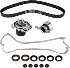 Timing Belt Kit Water Pump Valve Cover Gasket 135-1390 Fit for Honda Civic Del Sol 1.6L SOHC 96-00