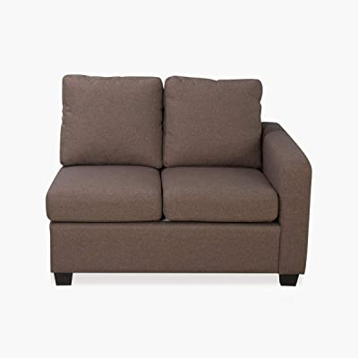 Astonishing Furny Kane Three Seater Sofa Brown Amazon In Electronics Evergreenethics Interior Chair Design Evergreenethicsorg