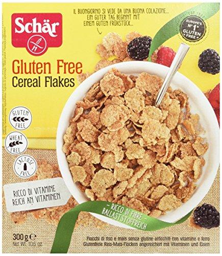 Schär Cereal Flakes glutenfrei 300g, 8er Pack