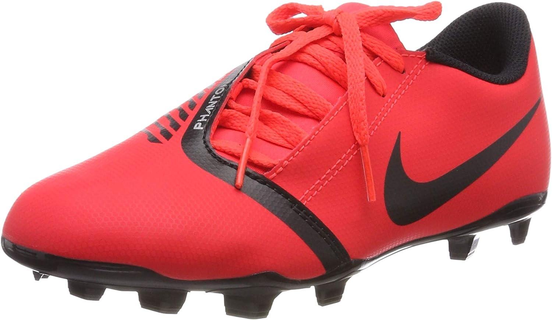 Nike Unisex-Kinder Jr Phantom Venom Club Fg Fg Fg Fußballschuhe Schwarz Weiß B017T9KYL4  Hervorragende Eigenschaften d45eff