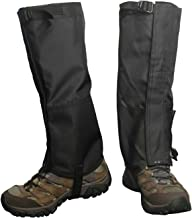 Frelaxy Leg Gaiters, Hiking Gaiters, Ultra Strong 900D Oxford Gaiters for Hunting, Waterproof and Adjustable Snow Boot Gai...