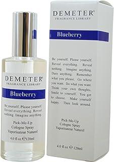 Demeter Blueberry Cologne Spray for Women, 4 Ounce