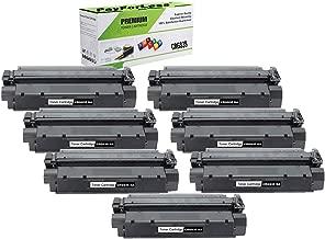 PayForLess Compatible Toner Cartridge S35 S-35 Black 7PK for Canon imageClass D300 D320 D340 D360 L170 L400 L380