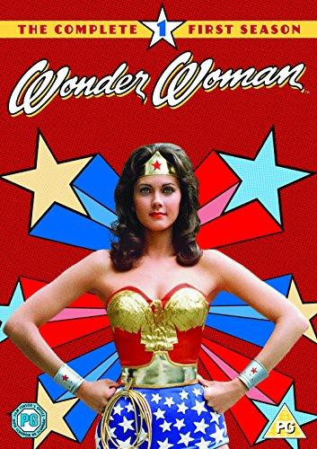 Wonder Woman Season 1 (5 Dvd) [Edizione: Regno Unito] [Edizione: Regno Unito]