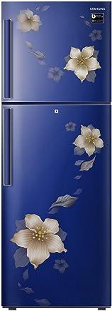 78096728d7e Samsung 253 Litres 2 Star RT28N3342U2 HL Frost Free Double Door Refrigerator