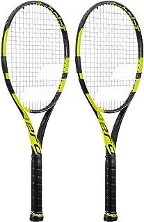 BabolaT(バボラ) ピュアアエロ 硬式テニスラケット フレームのみ 2本セット グリップ3 BF101253-G3-2SET