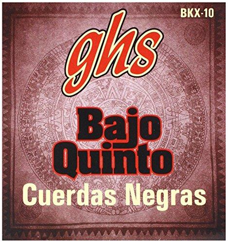 GHS Strings Bajo Quito (BKX-10)