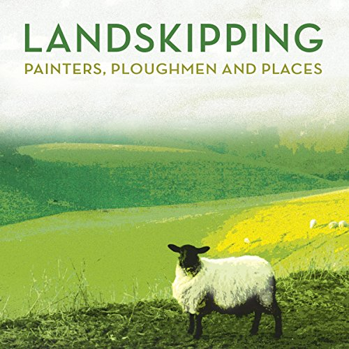 Landskipping audiobook cover art