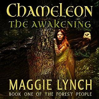 Chameleon: The Awakening audiobook cover art