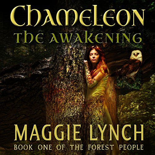 Chameleon: The Awakening audiobook cover art