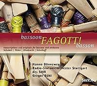 Bassoon by Hanno D枚nneweg