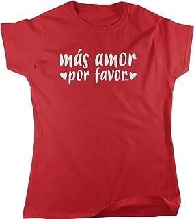 Best mas amor shirt Reviews