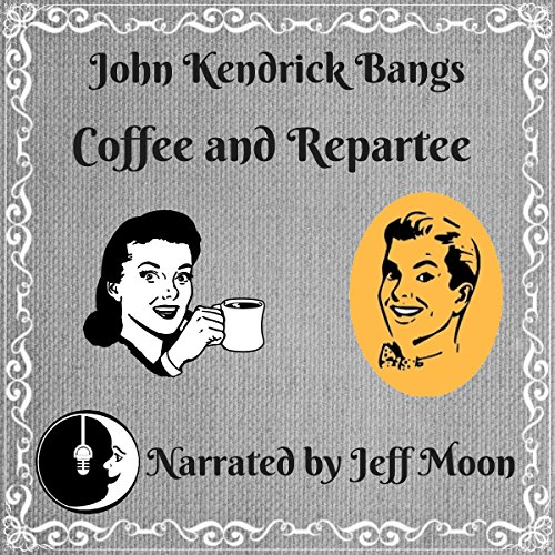 Coffee and Repartee audiobook cover art