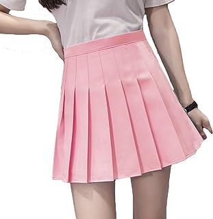 6c778d7c0 Amazon.es: Minifaldas Plisadas - Rosa