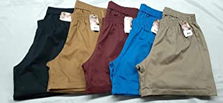 Kit Com 3 Shorts Bermuda Feminina Plus Size (54)