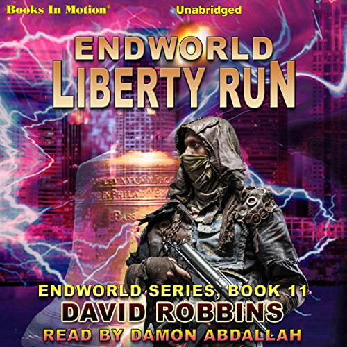 Liberty Run cover art