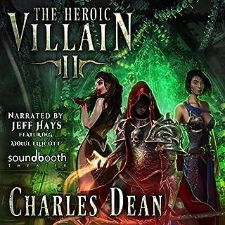 Page de couverture de The Heroic Villain 2